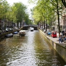 Pretty little canals