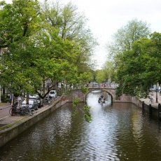 One of my favourite canals in the city