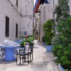 The streets of Monopoli 03