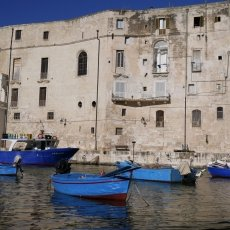 The old port of Monopoli 02