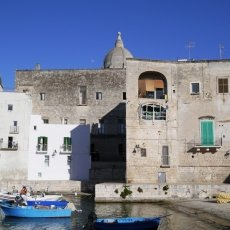 The old port of Monopoli 04