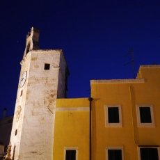 Monopoli colours at night