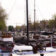 The old centre of Amsterdam 03