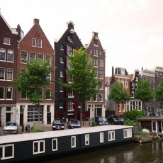 The old centre of Amsterdam 04