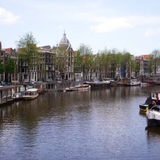 The old centre of Amsterdam 05