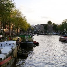 The old centre of Amsterdam 22