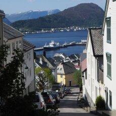 Ålesund streets 05