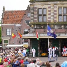 Alkmaar Cheese Market 12