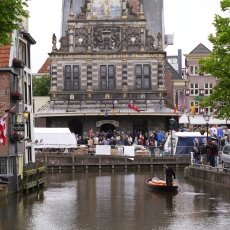 Alkmaar Cheese Market 18
