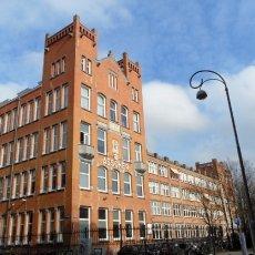 Asscher building