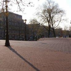 Empty crossroads
