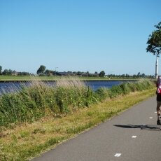 On the way to Broek in Waterland 02