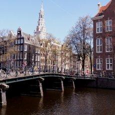 View of the Zuiderkerk tower