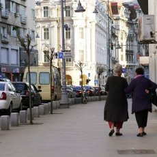 Streets of Bucharest 11