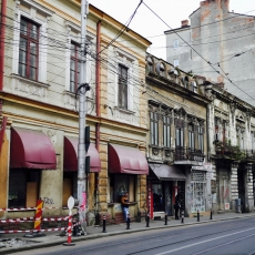 Streets of Bucharest 26