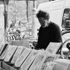 Flea market - Amsterdam