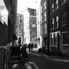 Side street - Amsterdam