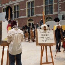 Christmas at the Rijksmuseum 15
