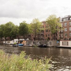 Cloudy day in Amsterdam West 14