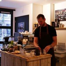 Coffee Tasting - Jones Brothers 06