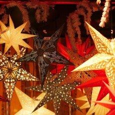 Cologne Christmas Market - Stars