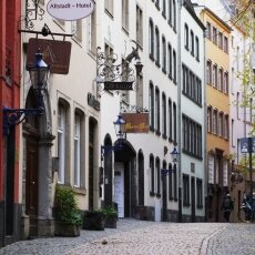 Cologne - cosy streets