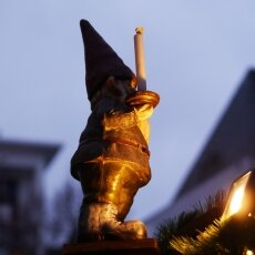 Cologne Christmas Market - the gnome