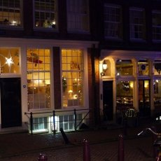 Christmas night in Amsterdam 11