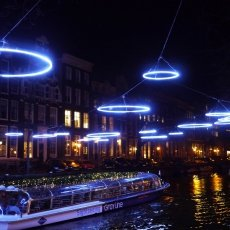 Christmas night in Amsterdam 09