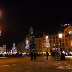 Christmas night in Amsterdam 12