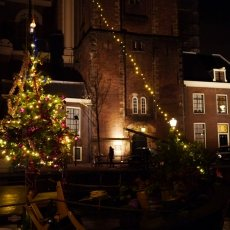 Christmas night in Amsterdam 06