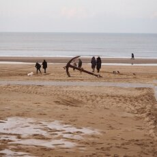 December at the beach 01