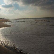December at the beach 12