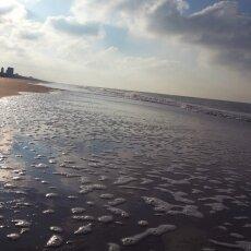 December at the beach 13