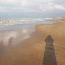 December at the beach 16