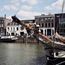 Dordrecht harbour 08
