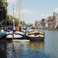 Dordrecht harbour 04