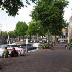 Dordrecht harbour 18