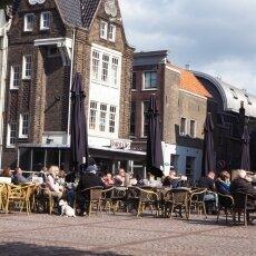 Dordrecht harbour 24