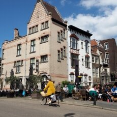 Dordrecht - old city centre 02