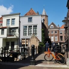 Dordrecht - old city centre 11
