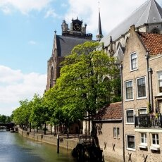 Dordrecht - old city centre 15