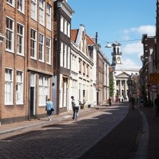 Dordrecht - old city centre 17