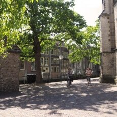 Dordrecht - old city centre 18