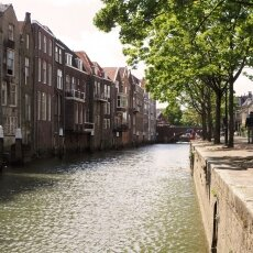 Dordrecht - old city centre 19