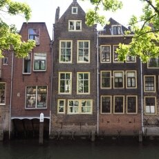 Dordrecht - old city centre 20