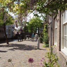 Dordrecht - old city centre 21