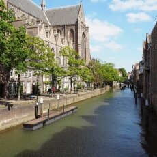 Dordrecht - old city centre 25