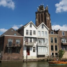 Dordrecht - old city centre 26