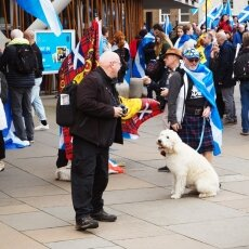 Edinburgh independence march 05
